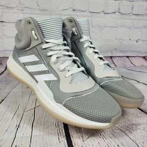 Adidas Men's Size 14 Grey Marquee Boost Basketbal